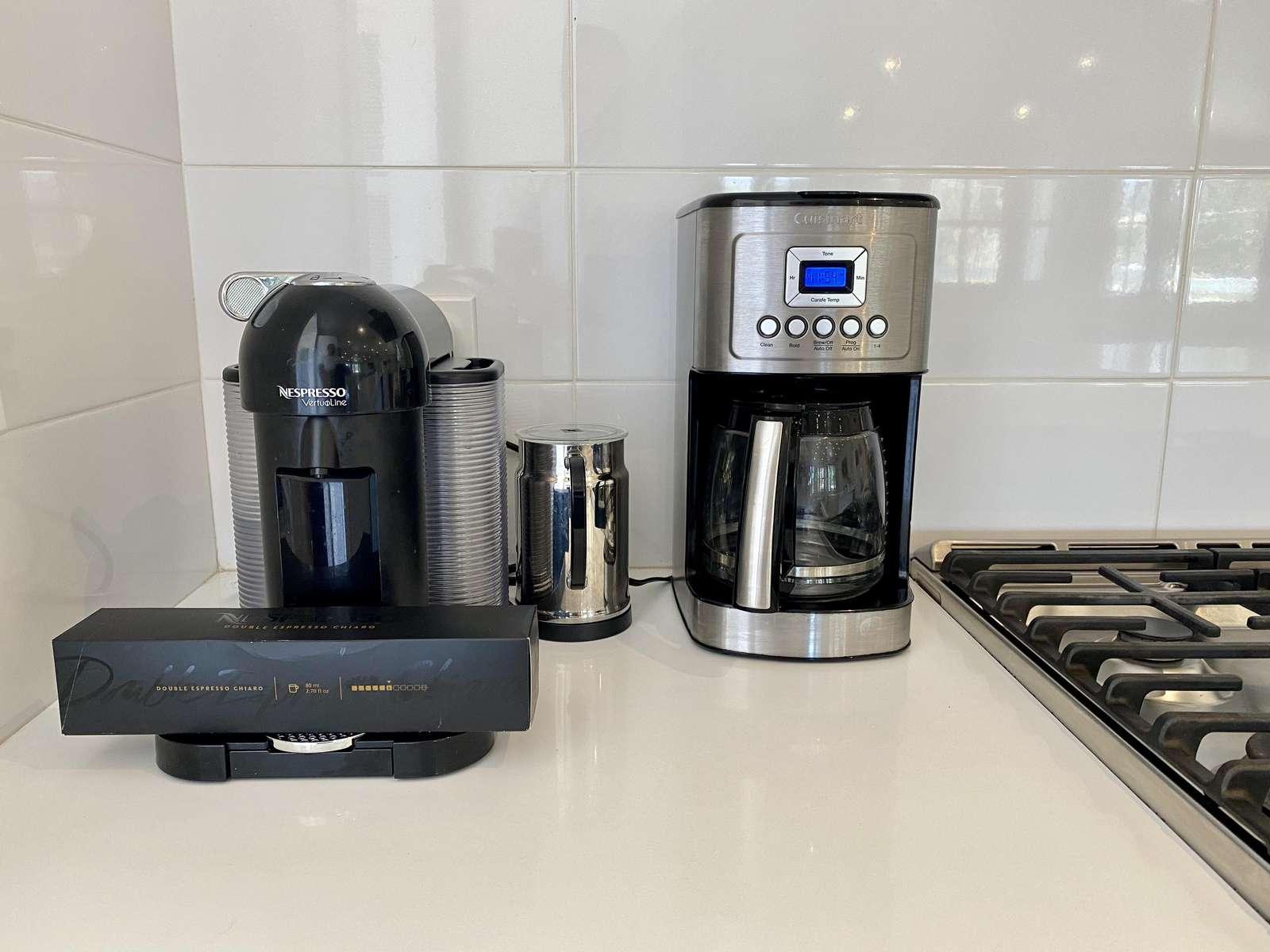 Coffee fix (check!)