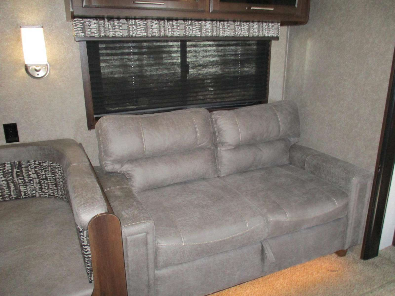 Love Seat Converts to Bed