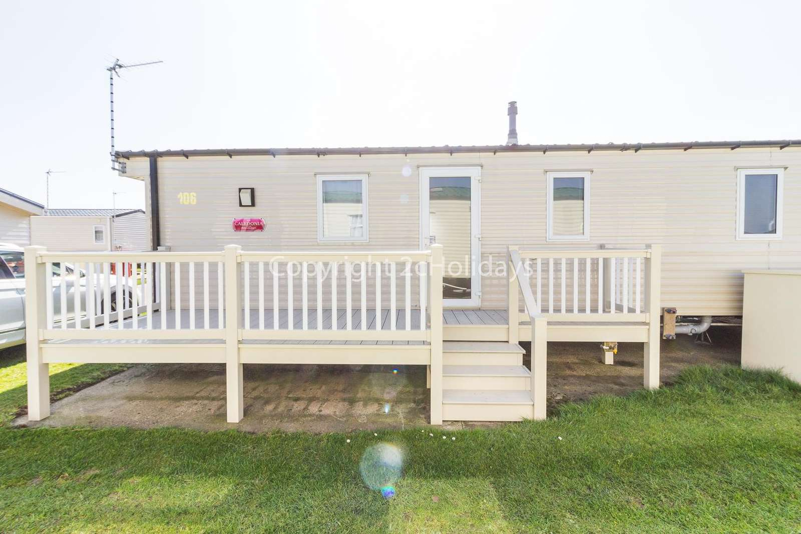 Great location and only a short drive to seaside town Great Yarmouth