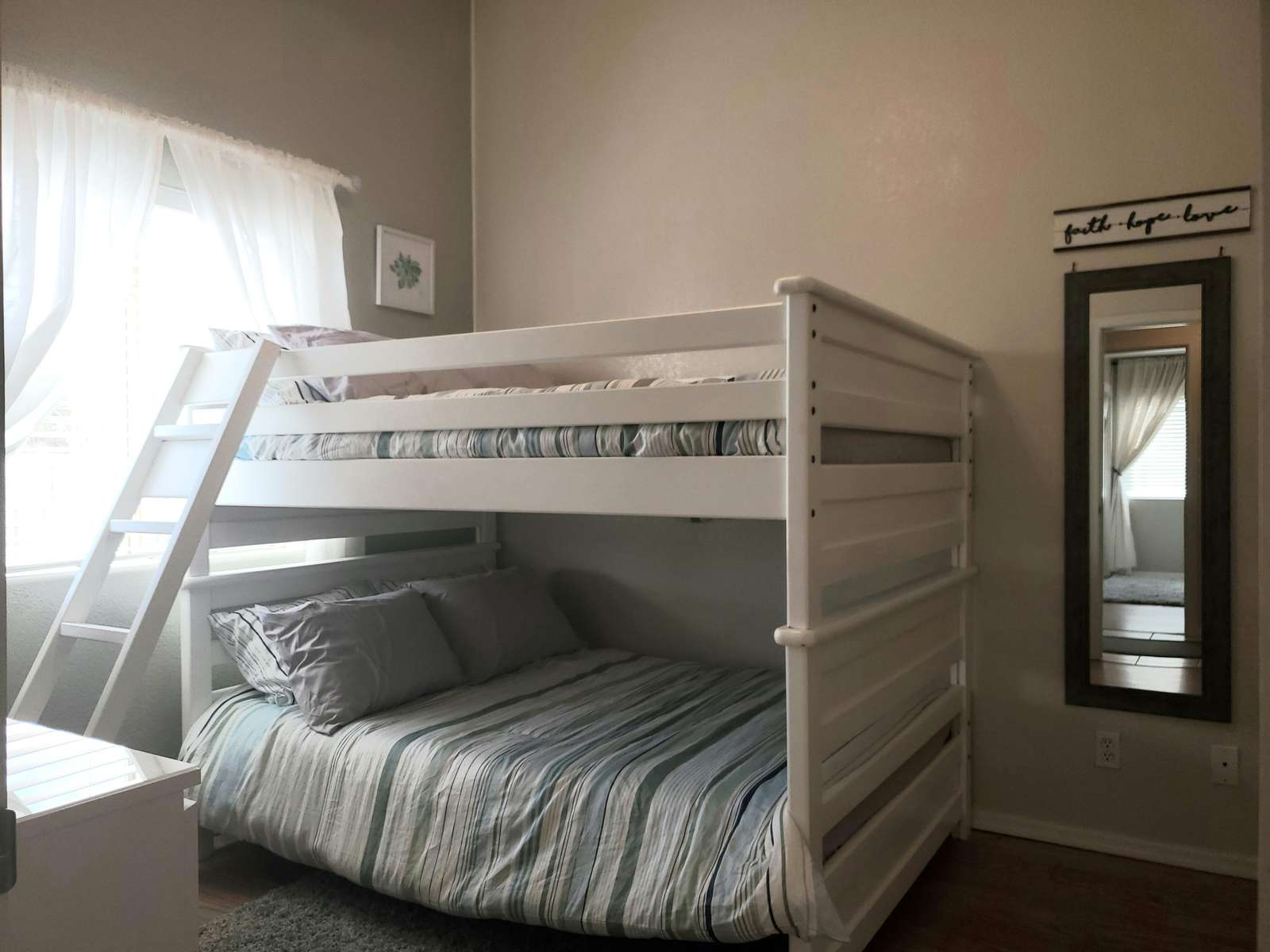 Guest Room #2-Double Bunks