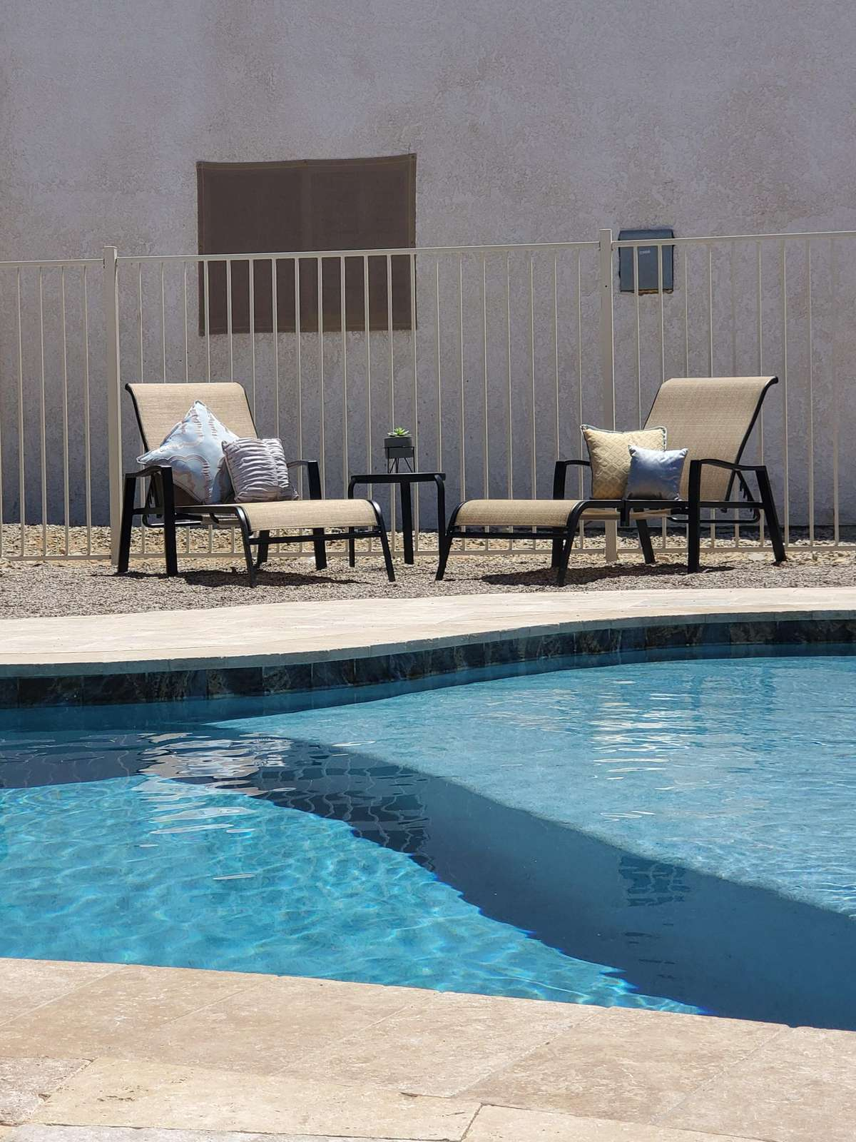 Chaise for Two