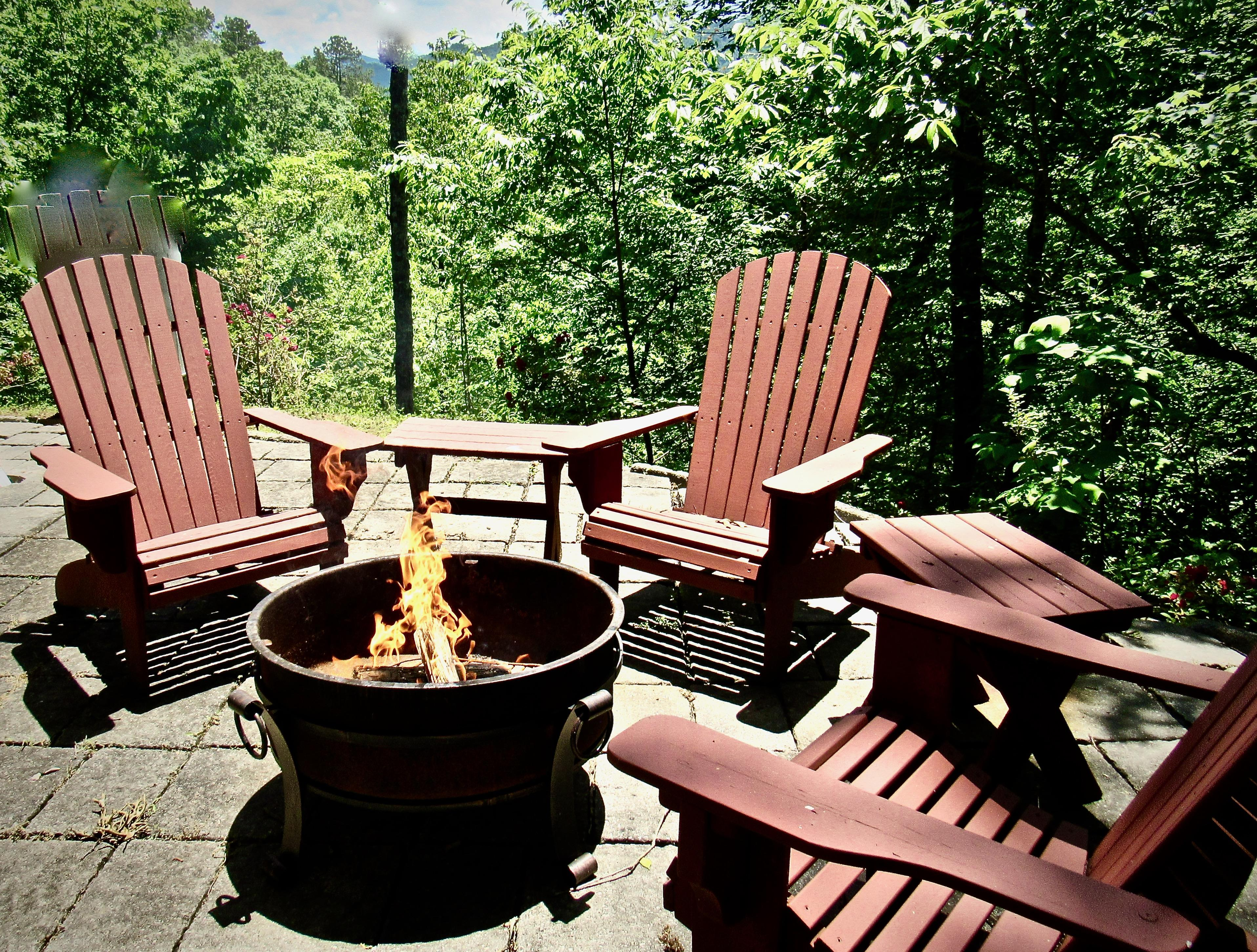 Bring the S'Mores and Gather Round, Make Memories...