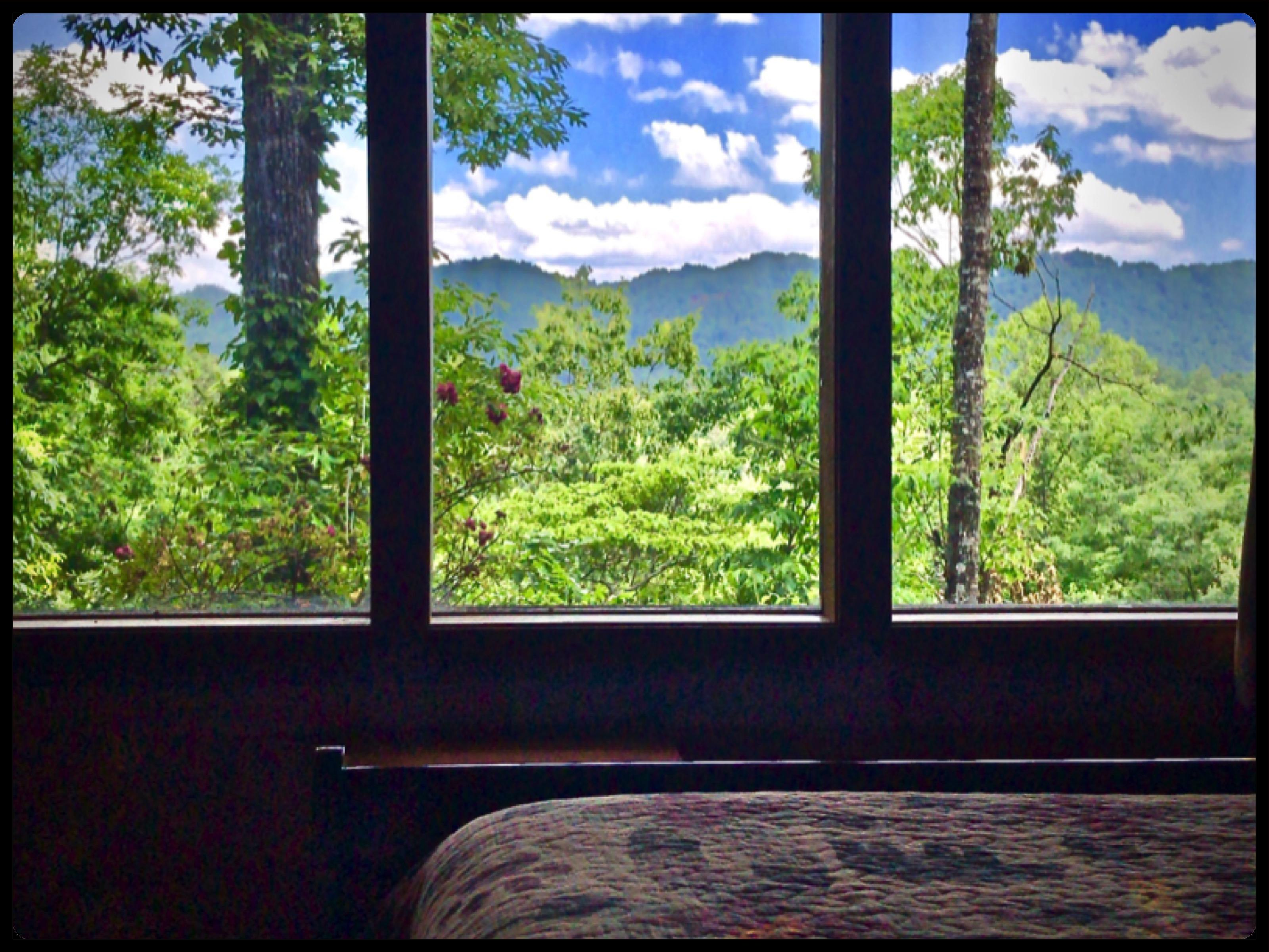 Wake to the Beautiful Views from the Spacious Master Suite