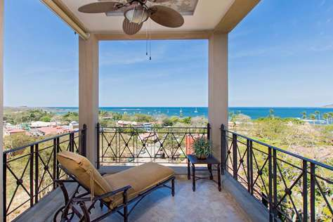 Matapalo 501- 3 Bedroom Ocean view Luxury Condo at the Diria Resort