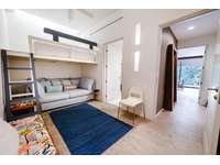 Second bedroom with bunk bed thumb