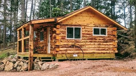 Cabin 3 - Tatanka Ridge