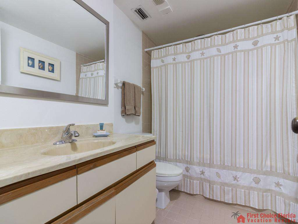 Colony Reef 3101 Second Bathroom