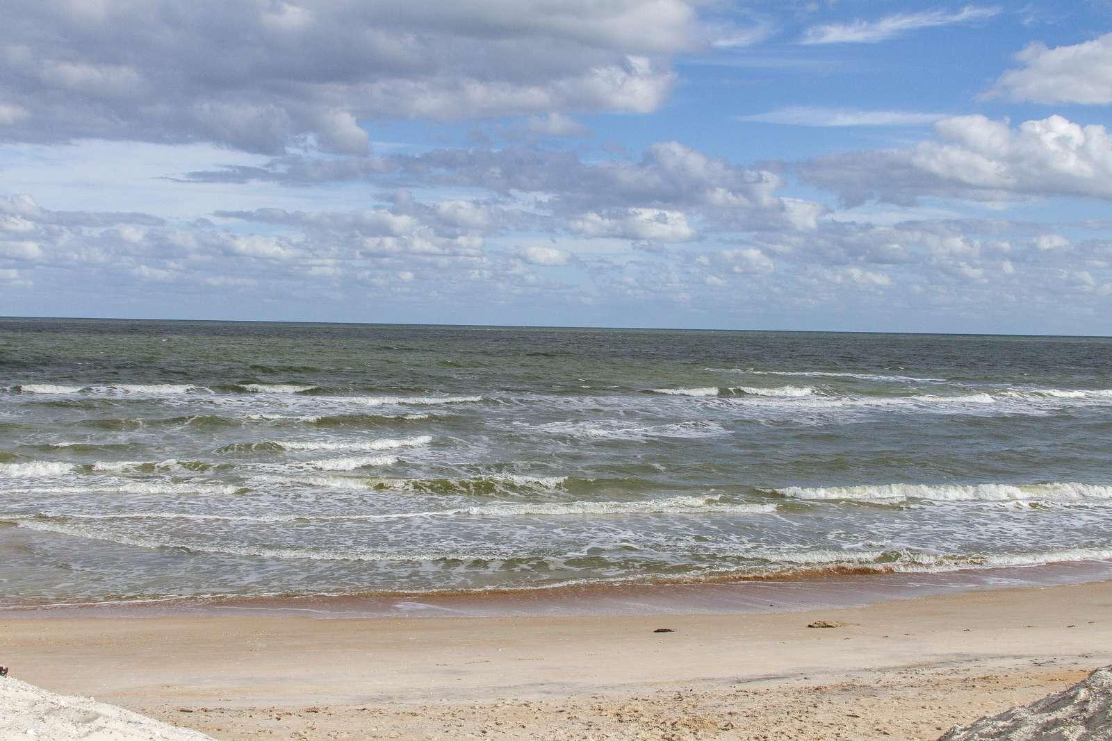 Atlantic Ocean at St. Augustine Beach
