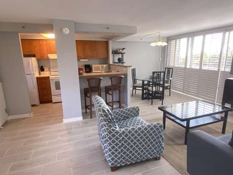 Diamond Head 603 Ocean 1 Bed / Full Kitchen
