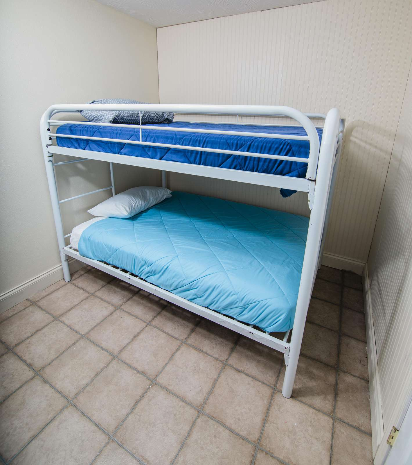 Bunk House: Two sets of FULL bunk beds in bedroom one.