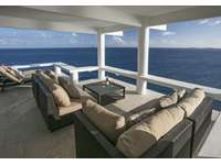Large outdoor sofas with fantastic ocean views thumb