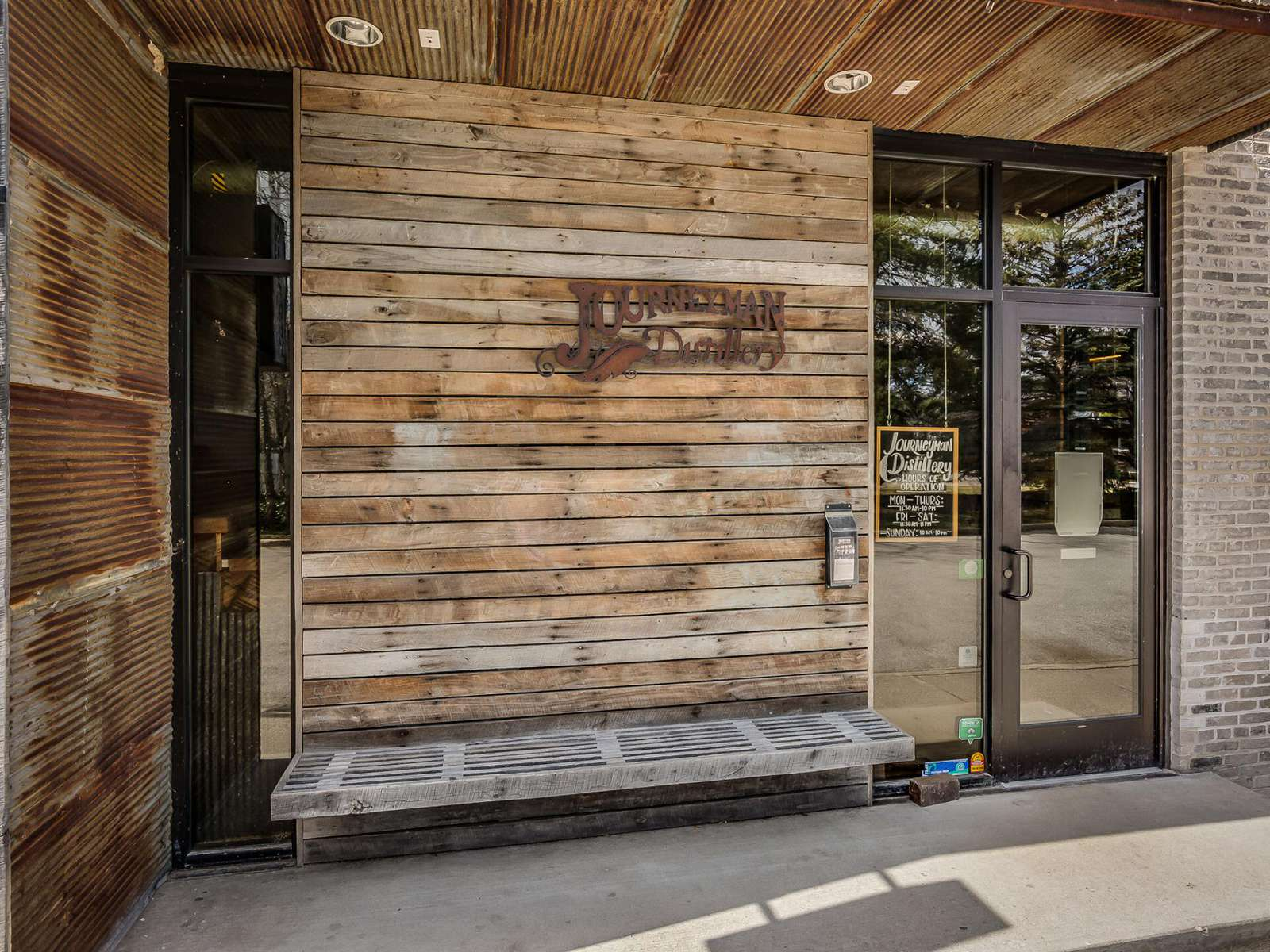 Journeyman Distillery - Three Oaks