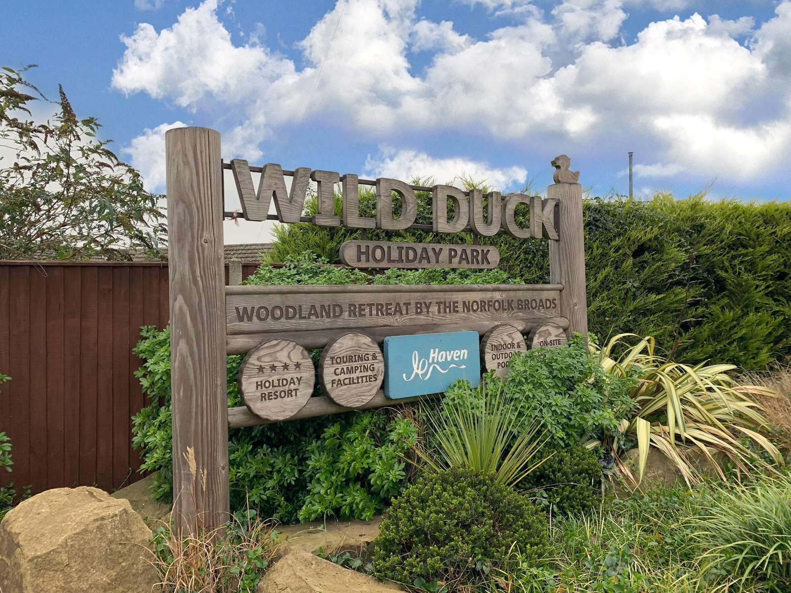 Why not visit Wild Duck and make memories with the family.