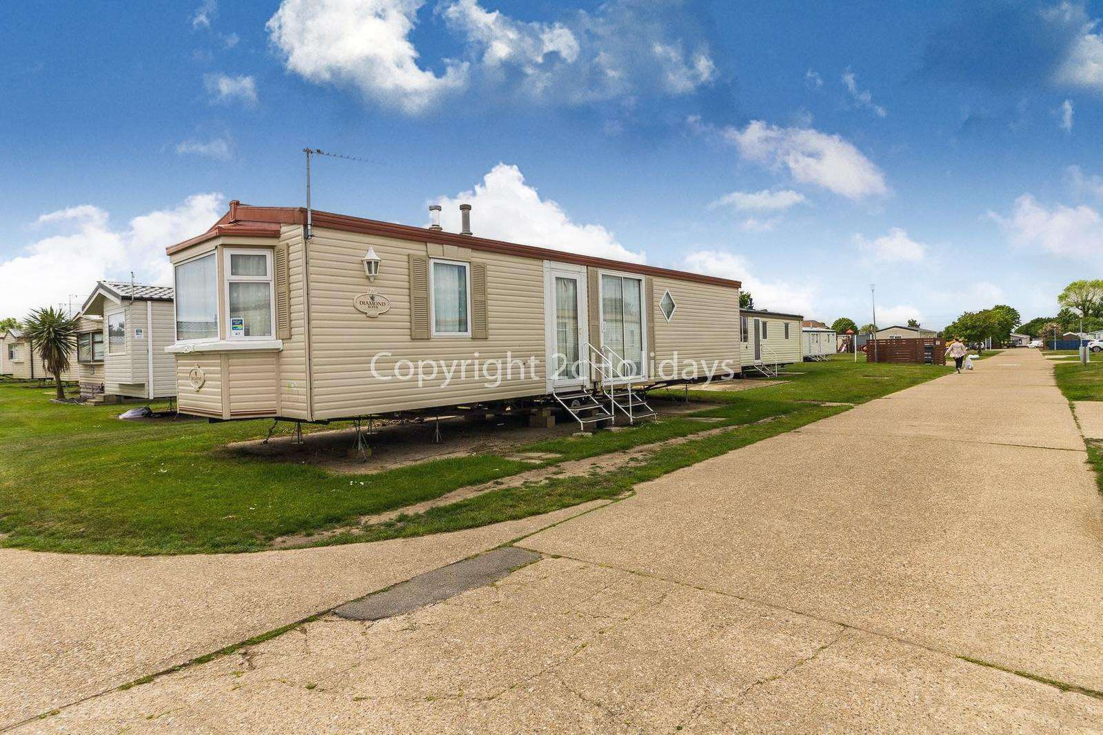 Great location nearby to Great Yarmouth seaside town