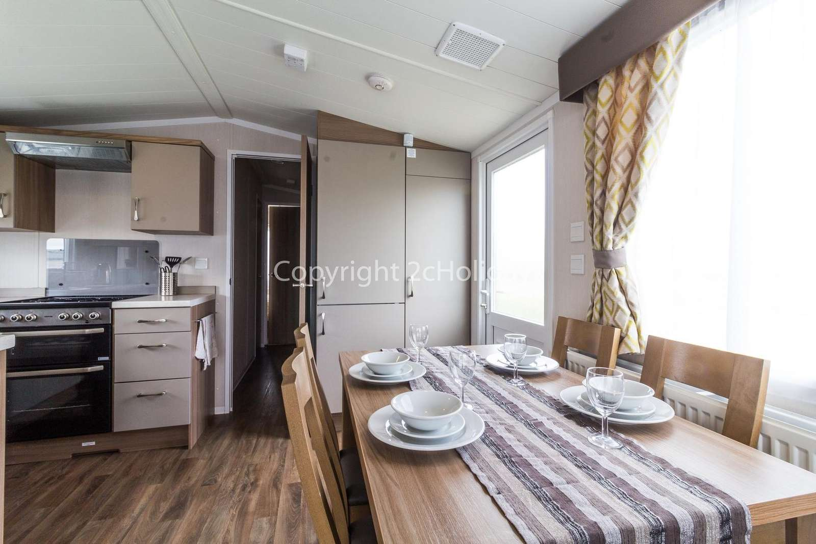 The perfect place to dine with your family or friends in this self-catering accommodation!
