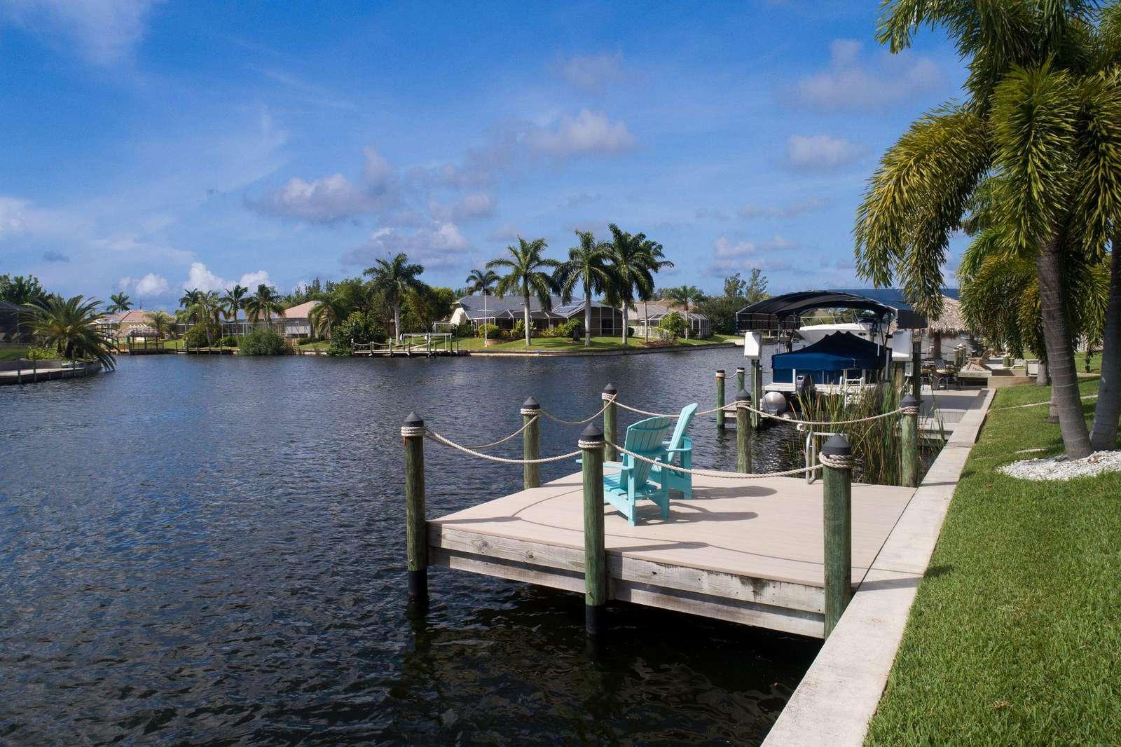 Wischis Florida Home - Ferienvilla Cape Coral - Hausverwaltung - Immobilien