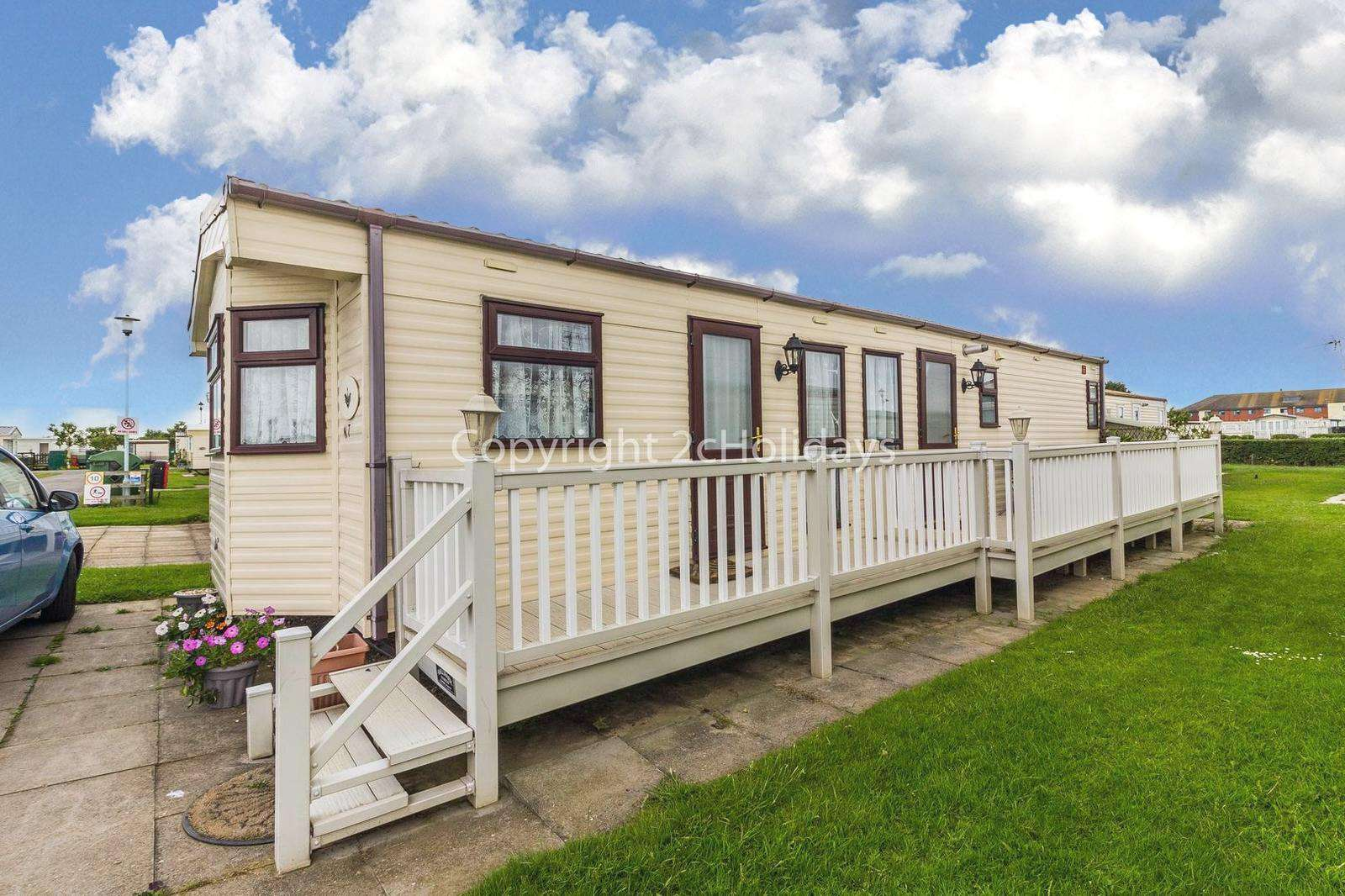 Great caravan with a homely feel!