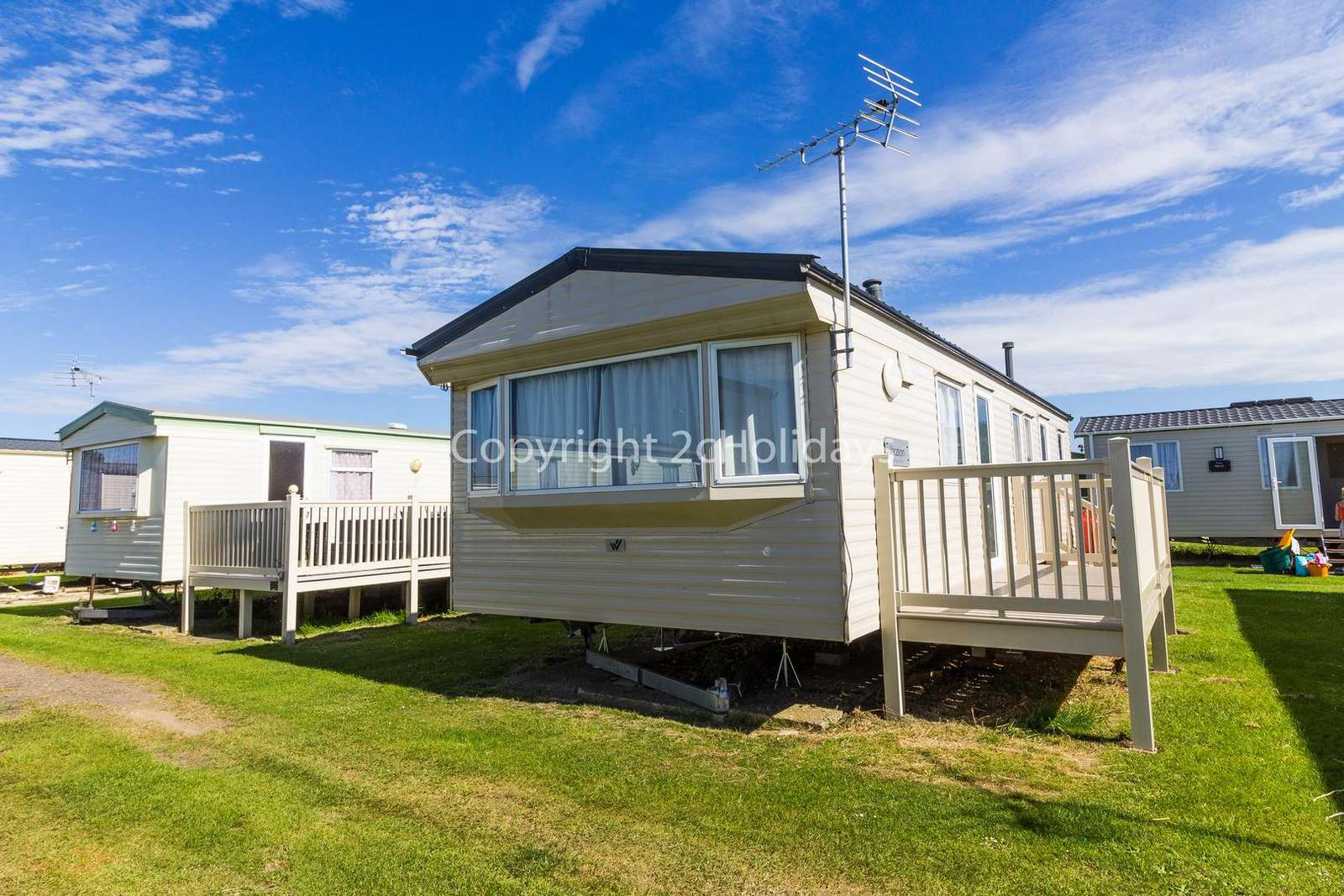 So many families have enjoyed a great break at Heacham holiday park