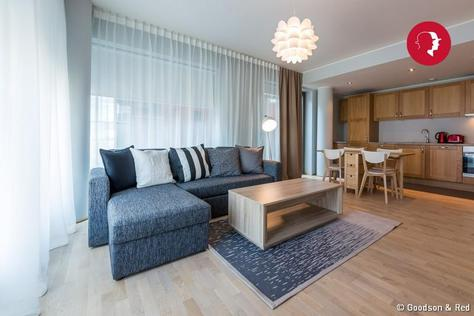 1-Bedroom Apartment in CIty center