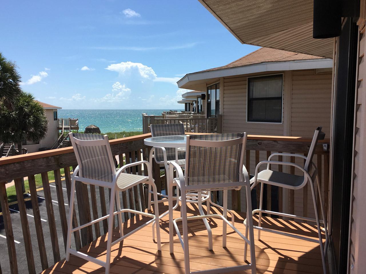 20E Gulf & Pool View 2/2 - Castaways Condos