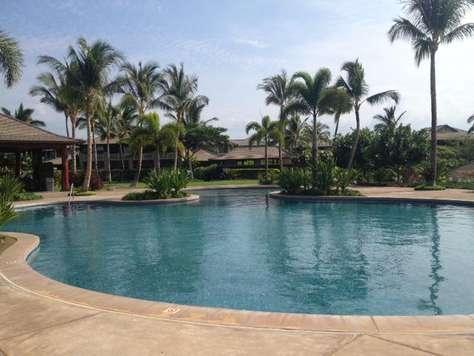 Lagoon pool!