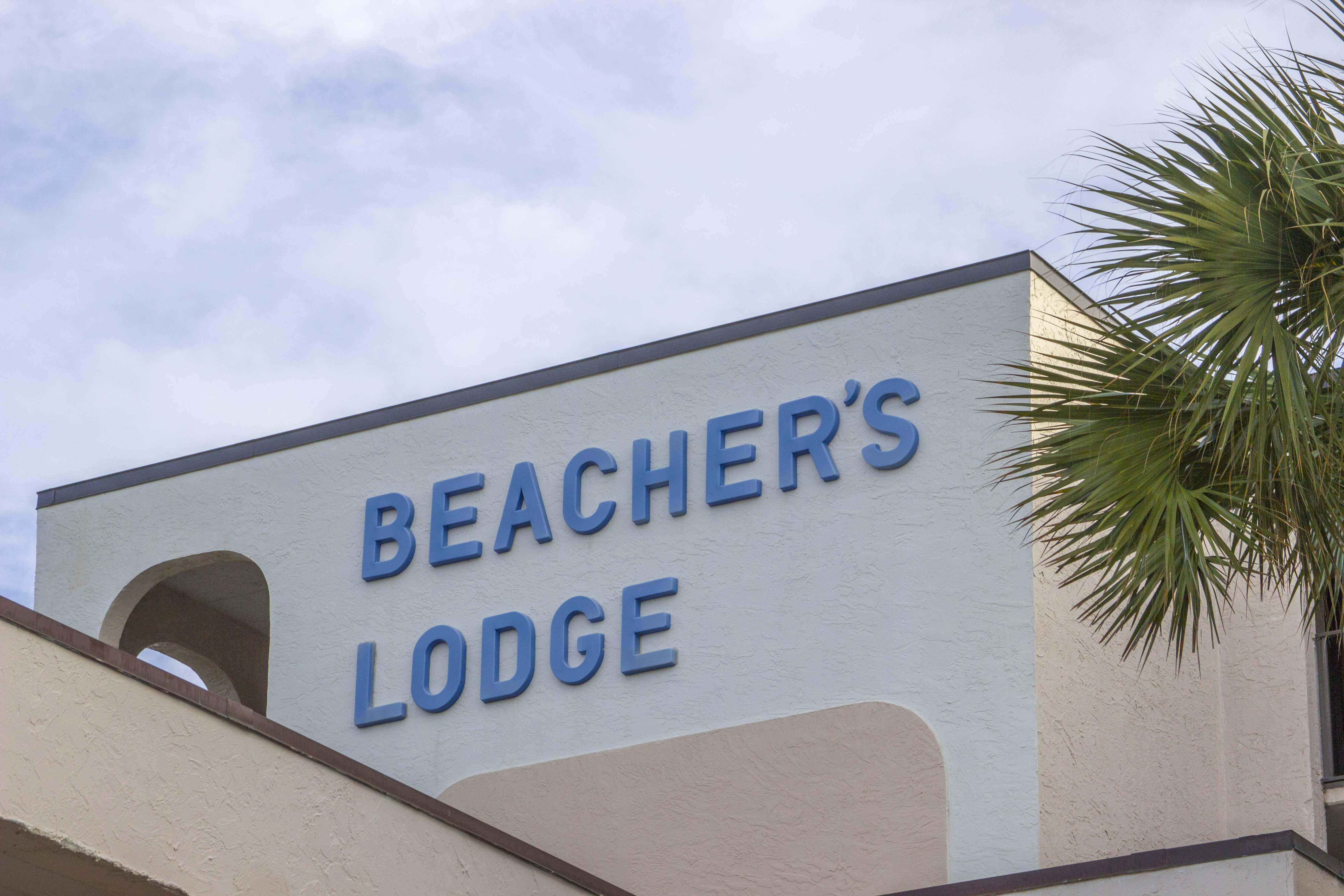 Beacher's Lodge!