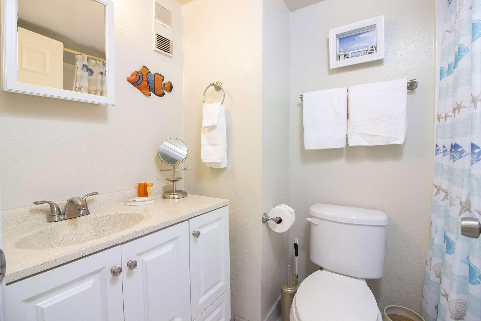 Bathroom - Tub/Shower Combo