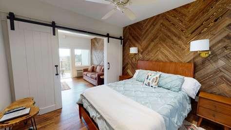 Bedroom 5 - Big Creek Lodge