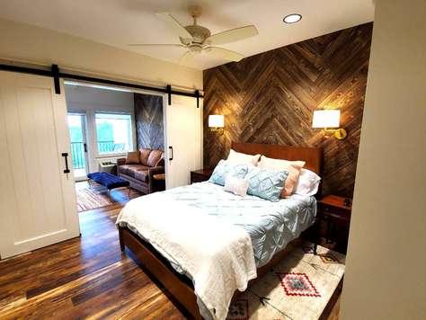 Bedroom 3 - Big Creek Lodge