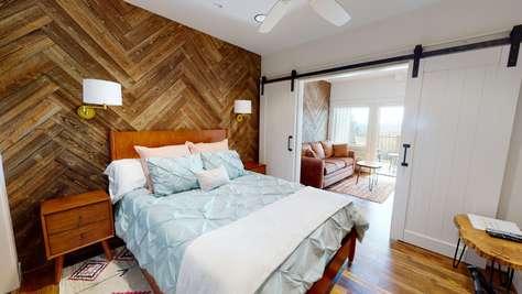Bedroom 4 - Big Creek Lodge