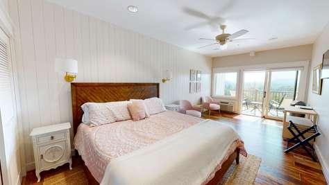 Bedroom 6 - Big Creek Lodge