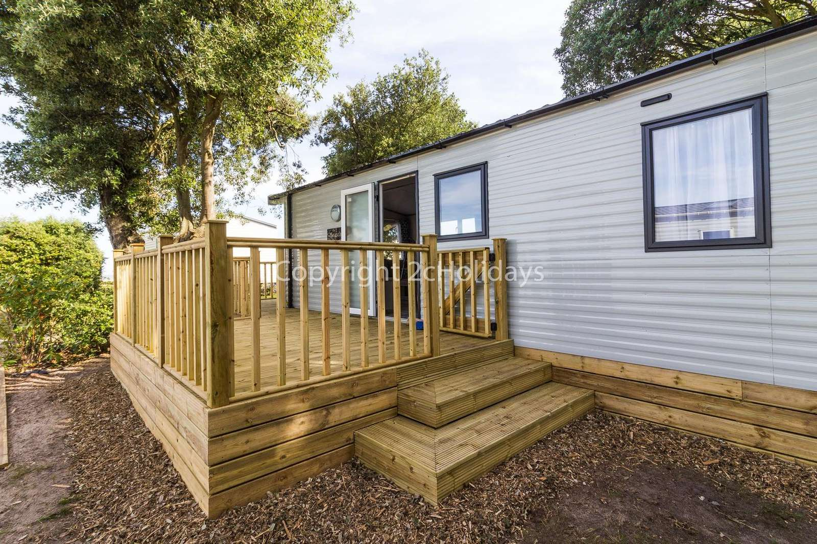 Come and stay in this private accommodation at Azure Seas Holiday Village