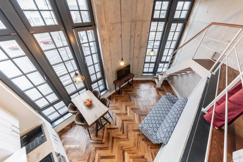 New Cozy Loft Studio Apartment in Centre of Tallinn