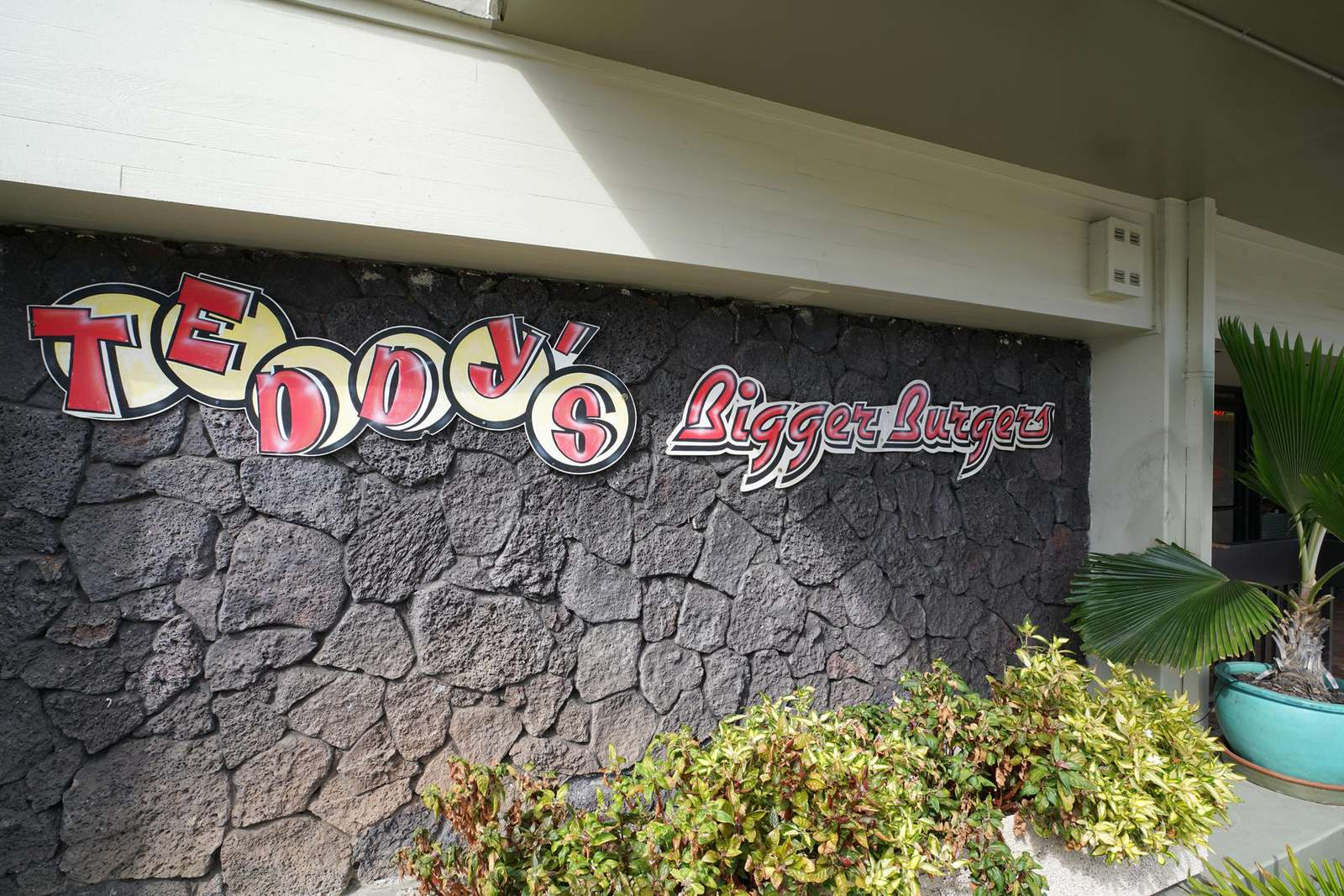 Definitely 'BIGGER' Burgers! :)