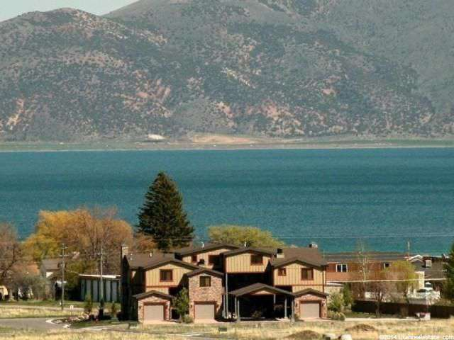 Beautiful view of Bear Lake