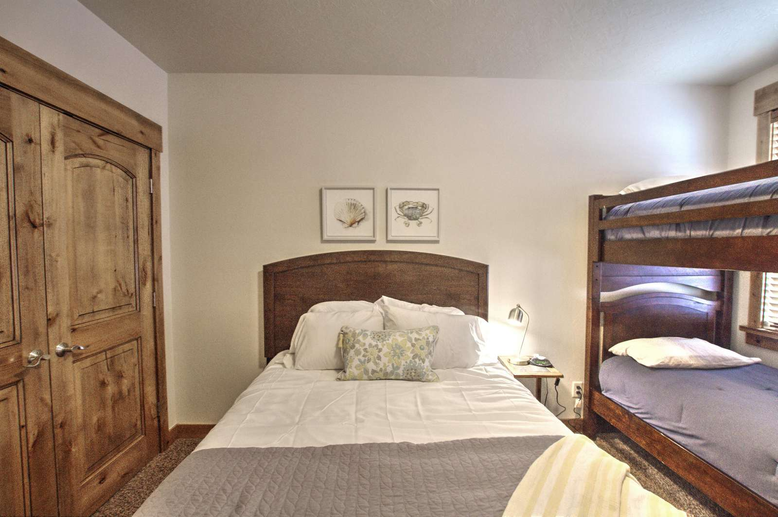 1st basement bedroom
