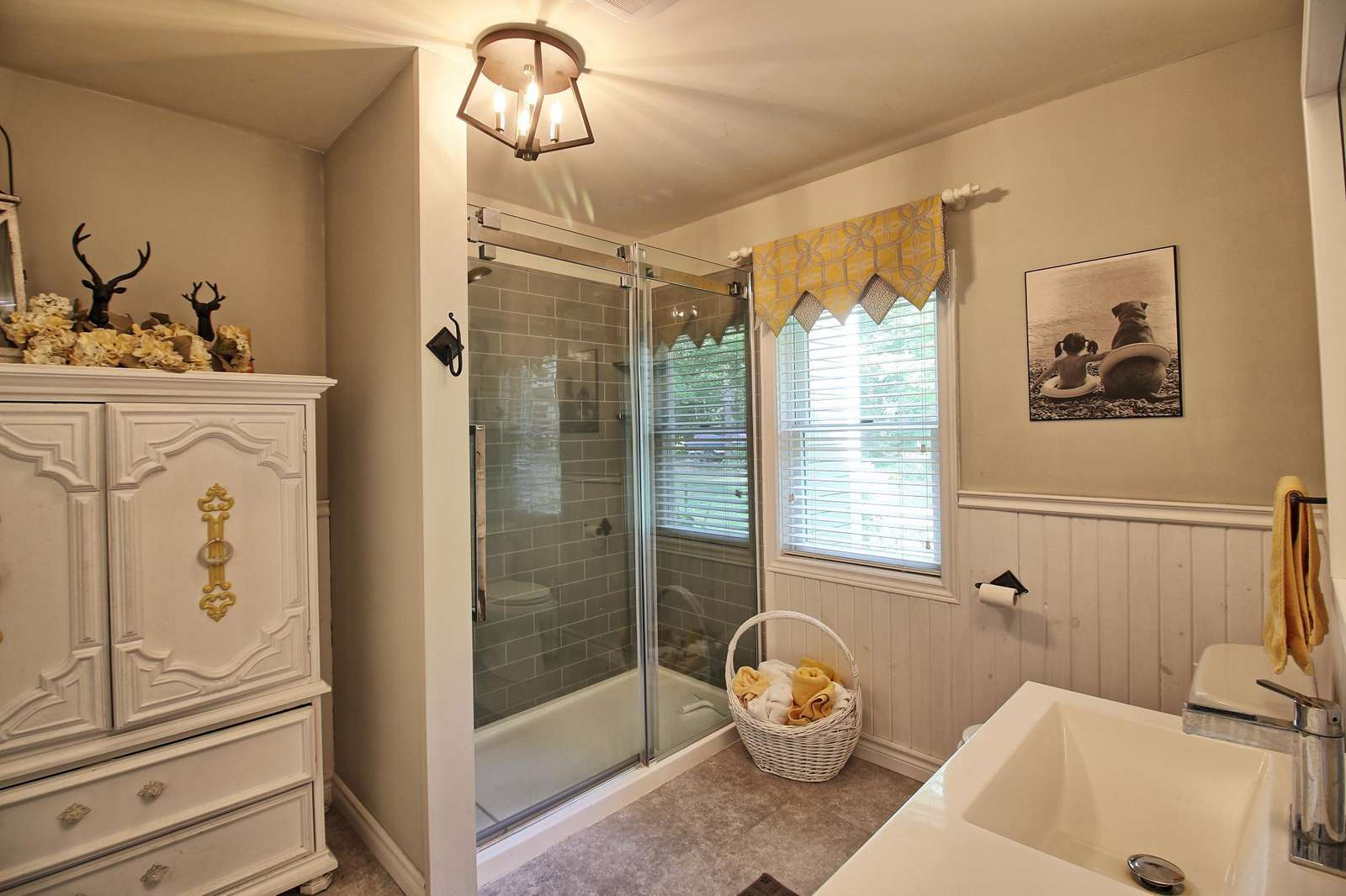 Bathroom 1 - 3-piece with Stand Alone Shower