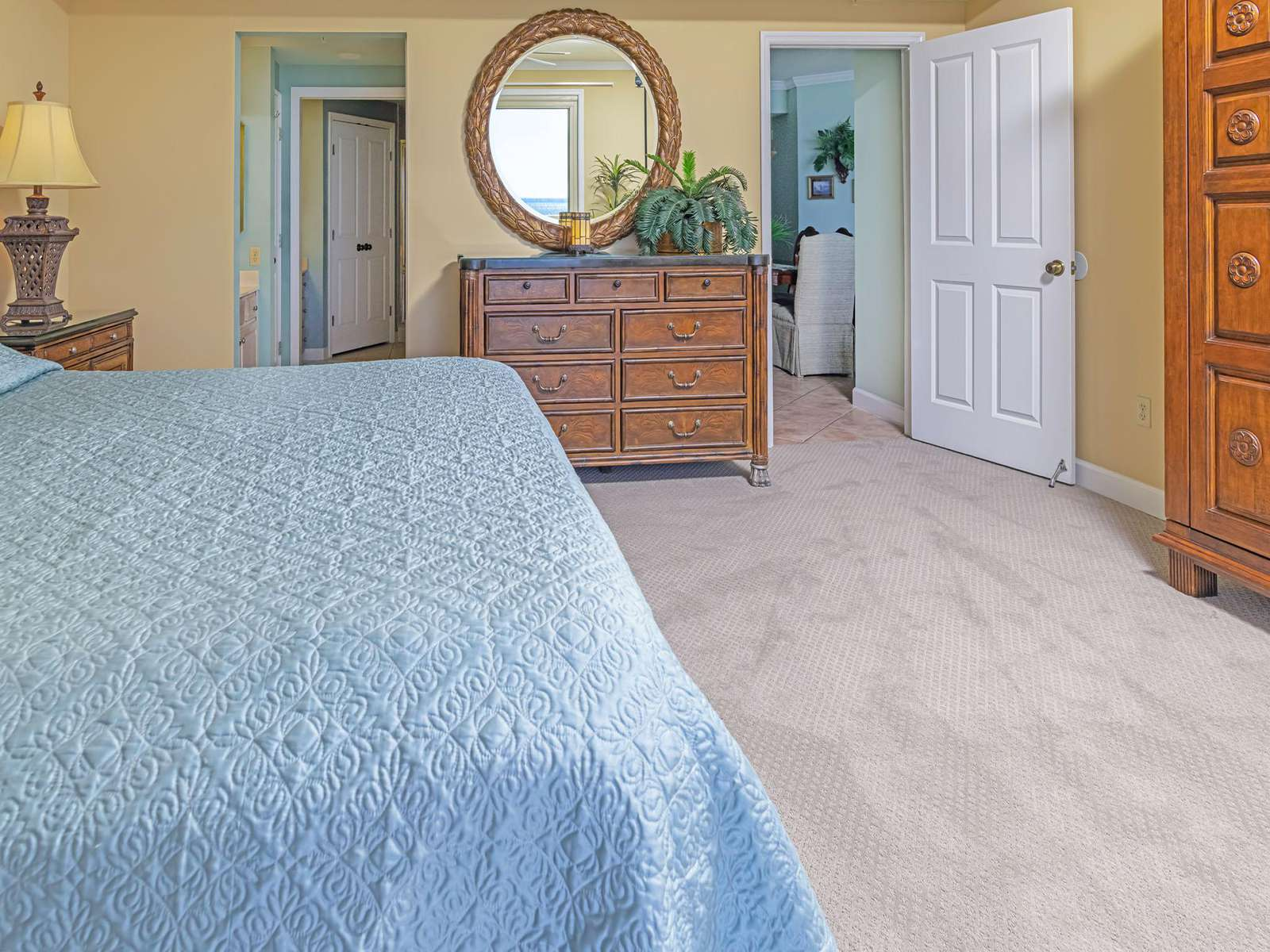All bedrooms equipped with king beds!