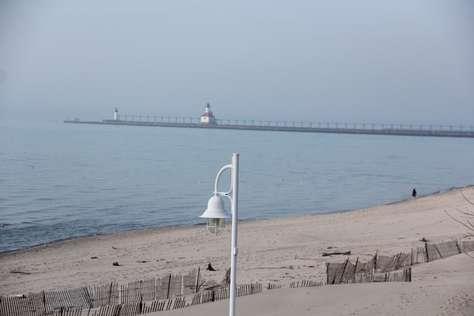 Silver Beach, At the Beach, On the Beach*