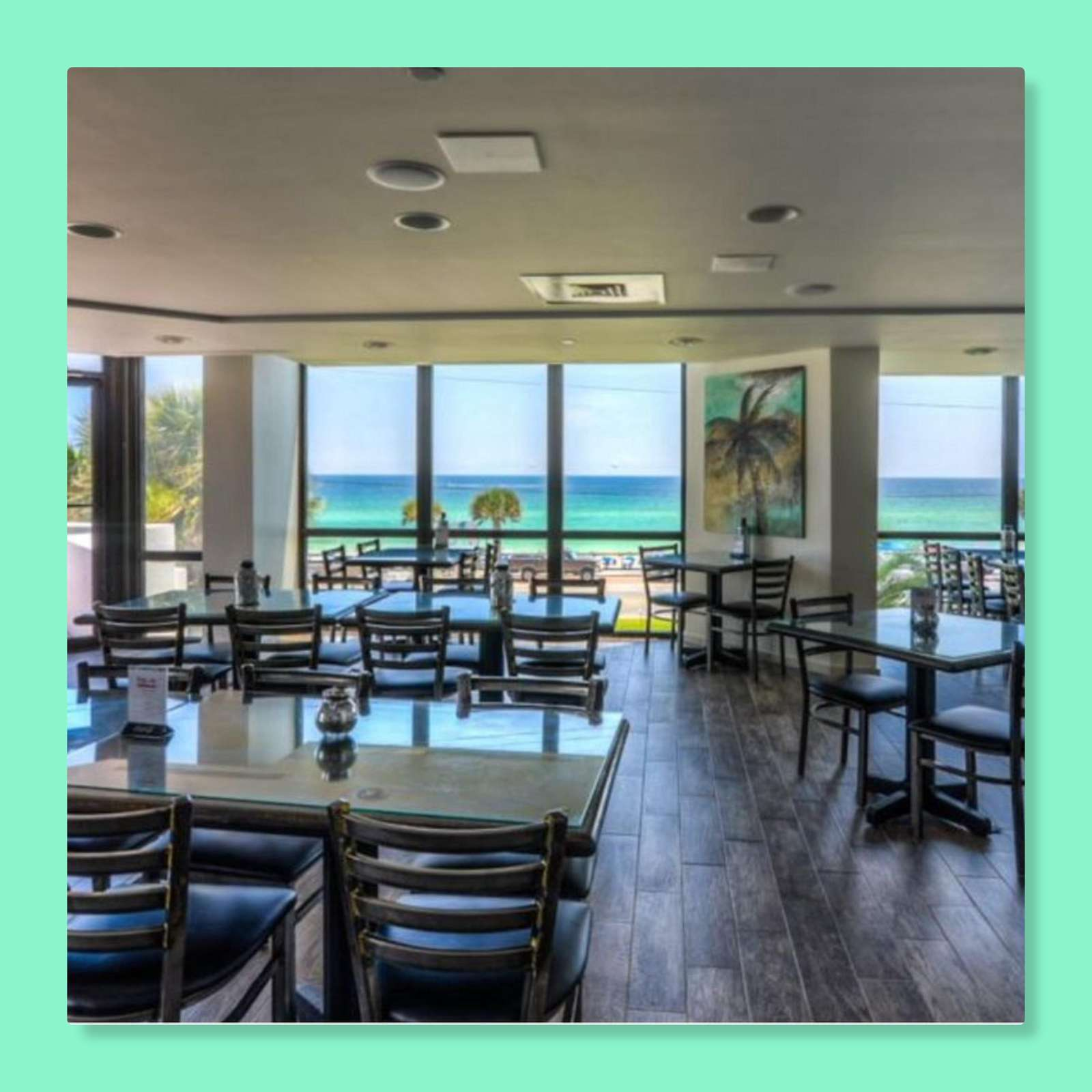 Inside the Royal Palm Grille