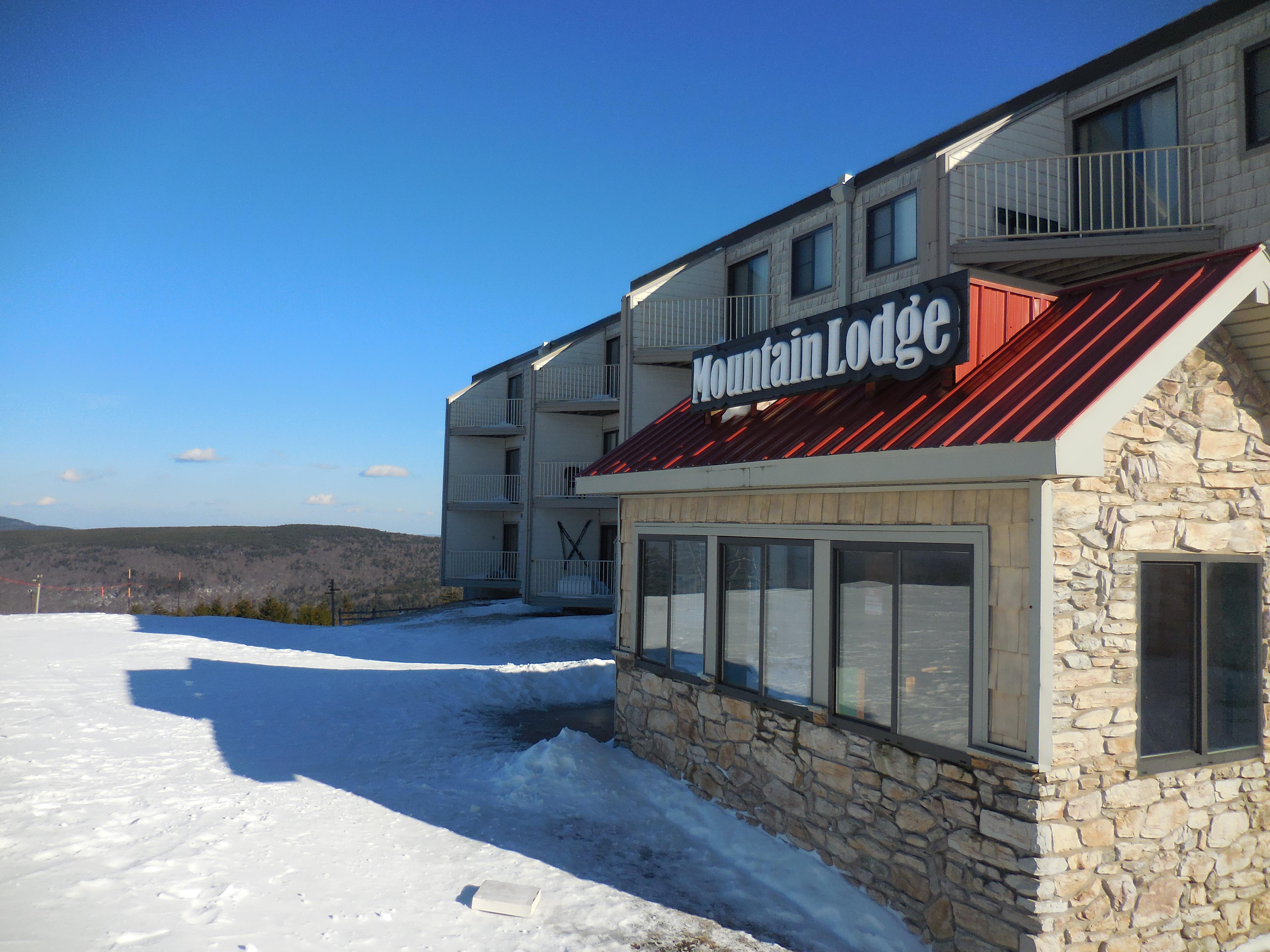 Our back door leads directly to the slopes and Snowshoe Village!