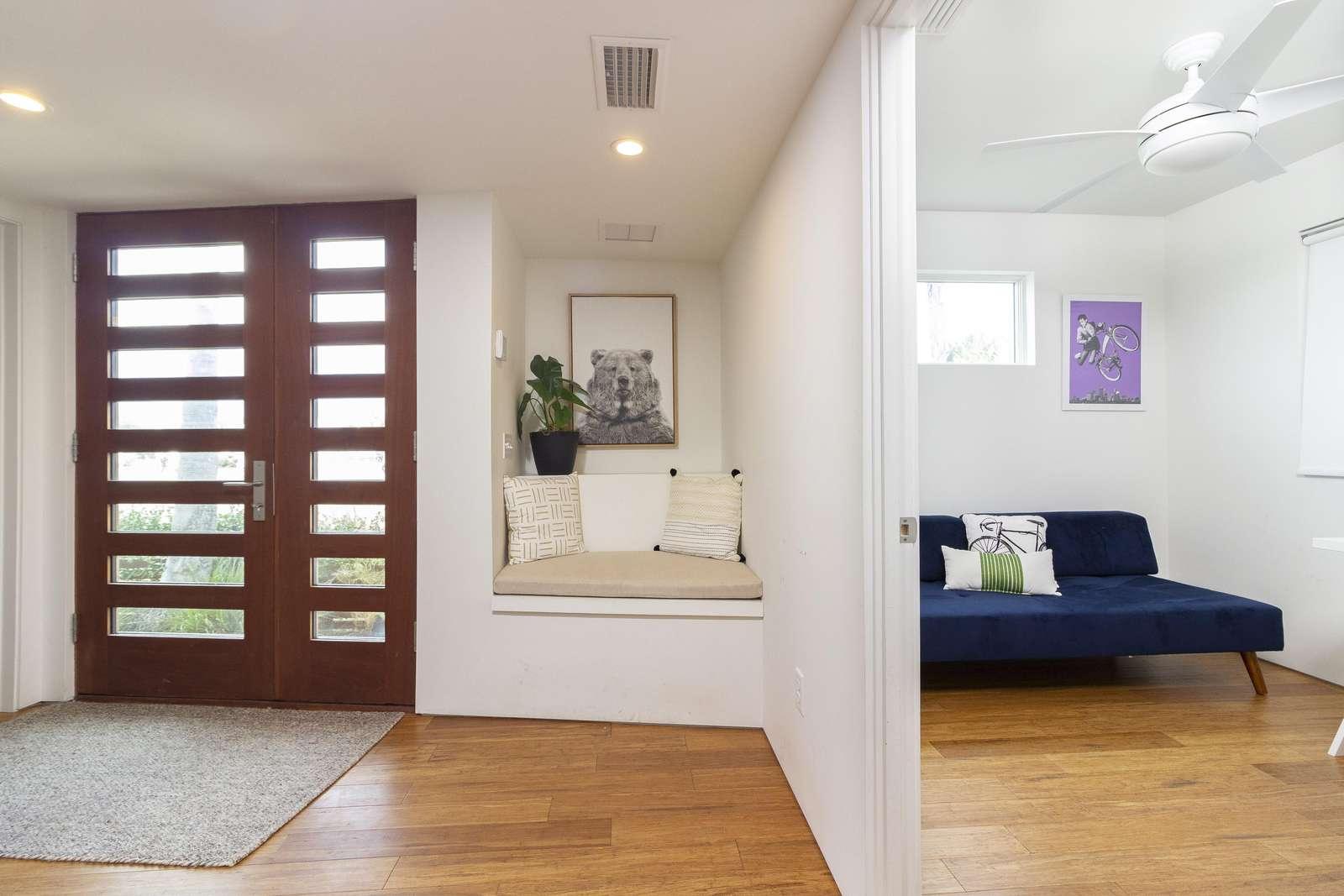 Foyer - Entry Door