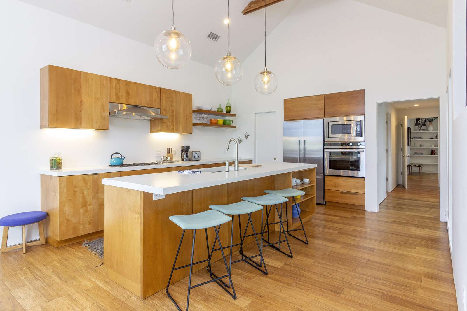 Kitchen Counter with Seating