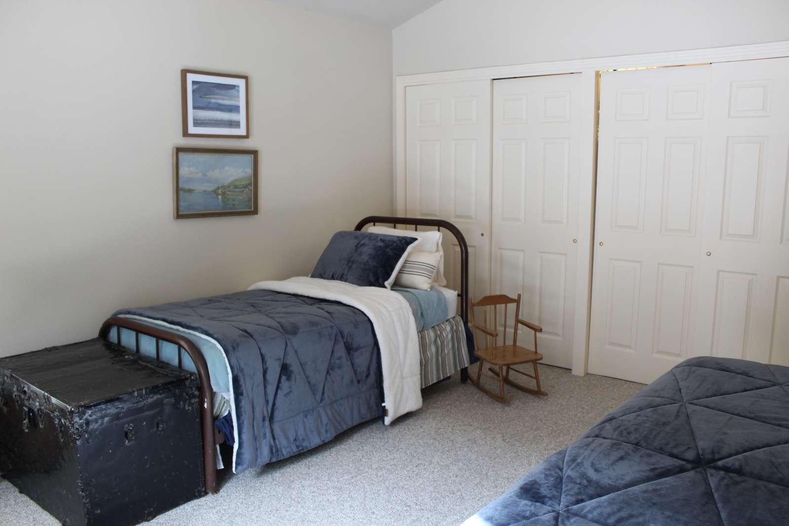 Twin in Master Bedroom #2