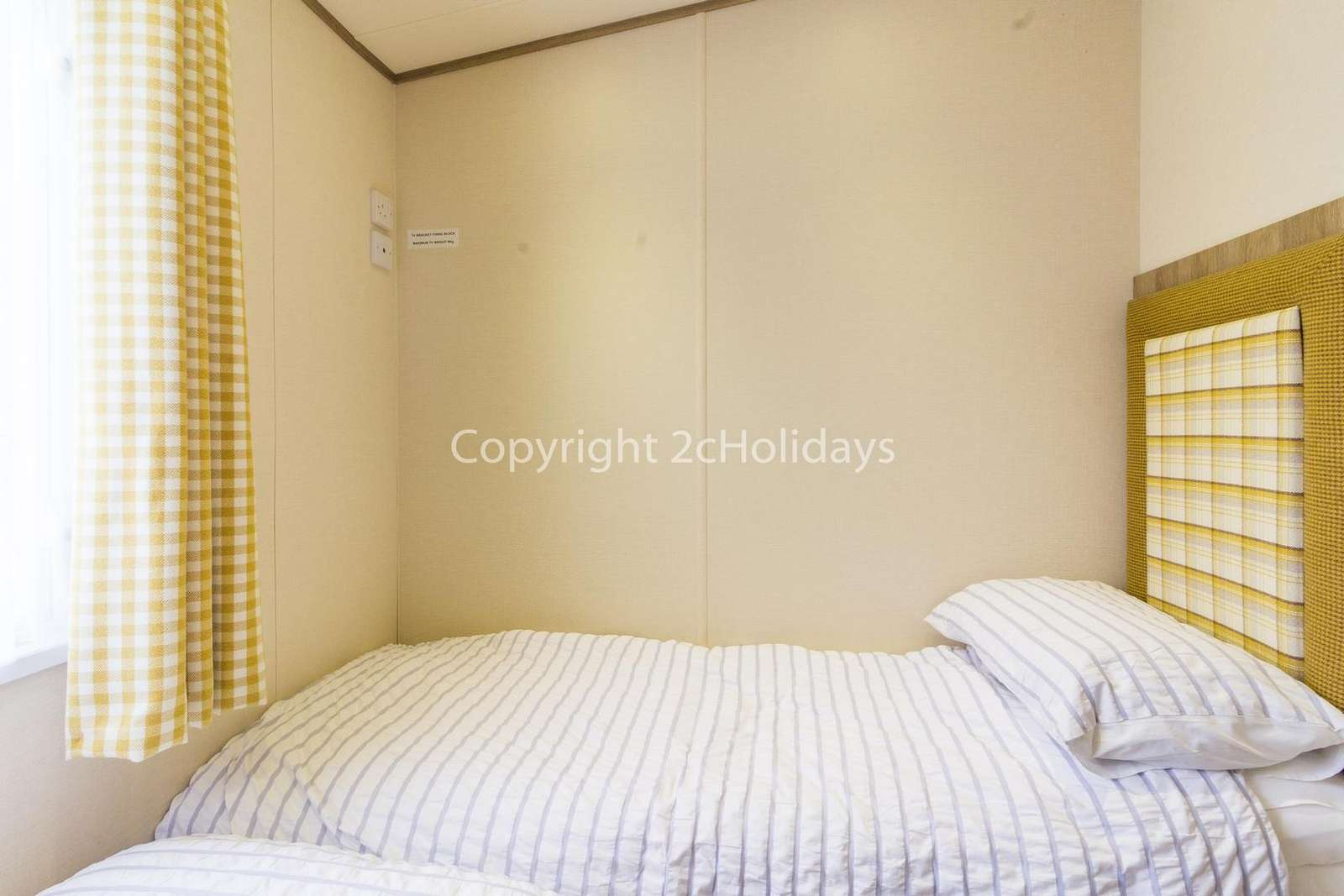 We ensure that all our holiday homes are cleaned to a high standard