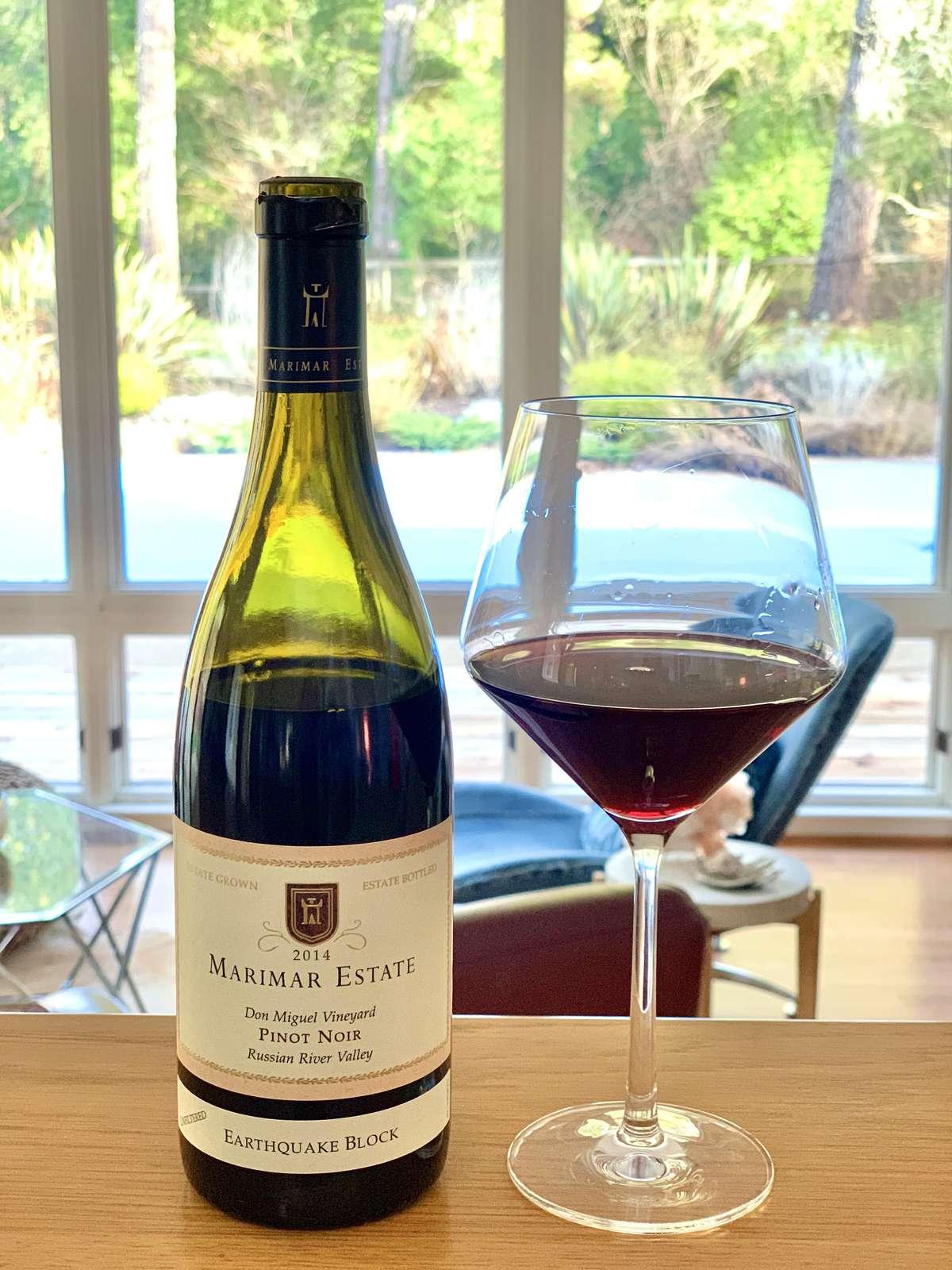 Enjoy our neighbor's award-winning Marimar Torres vineyards