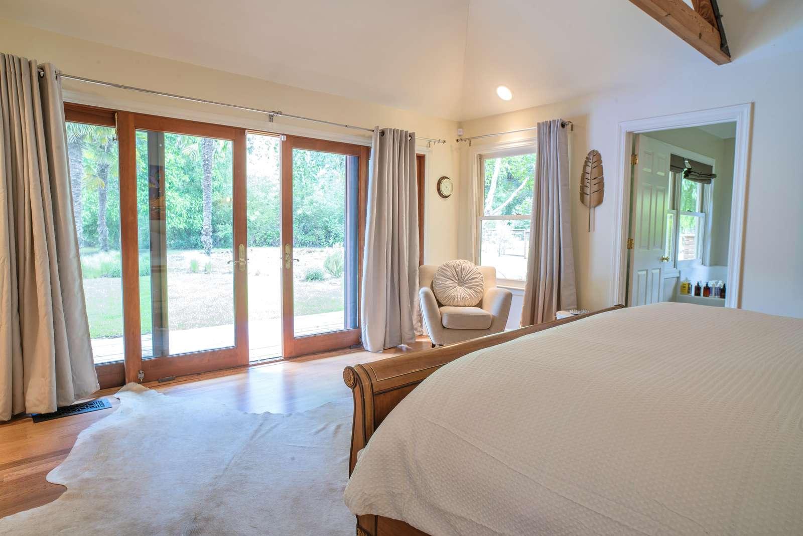 Master bedroom (King)