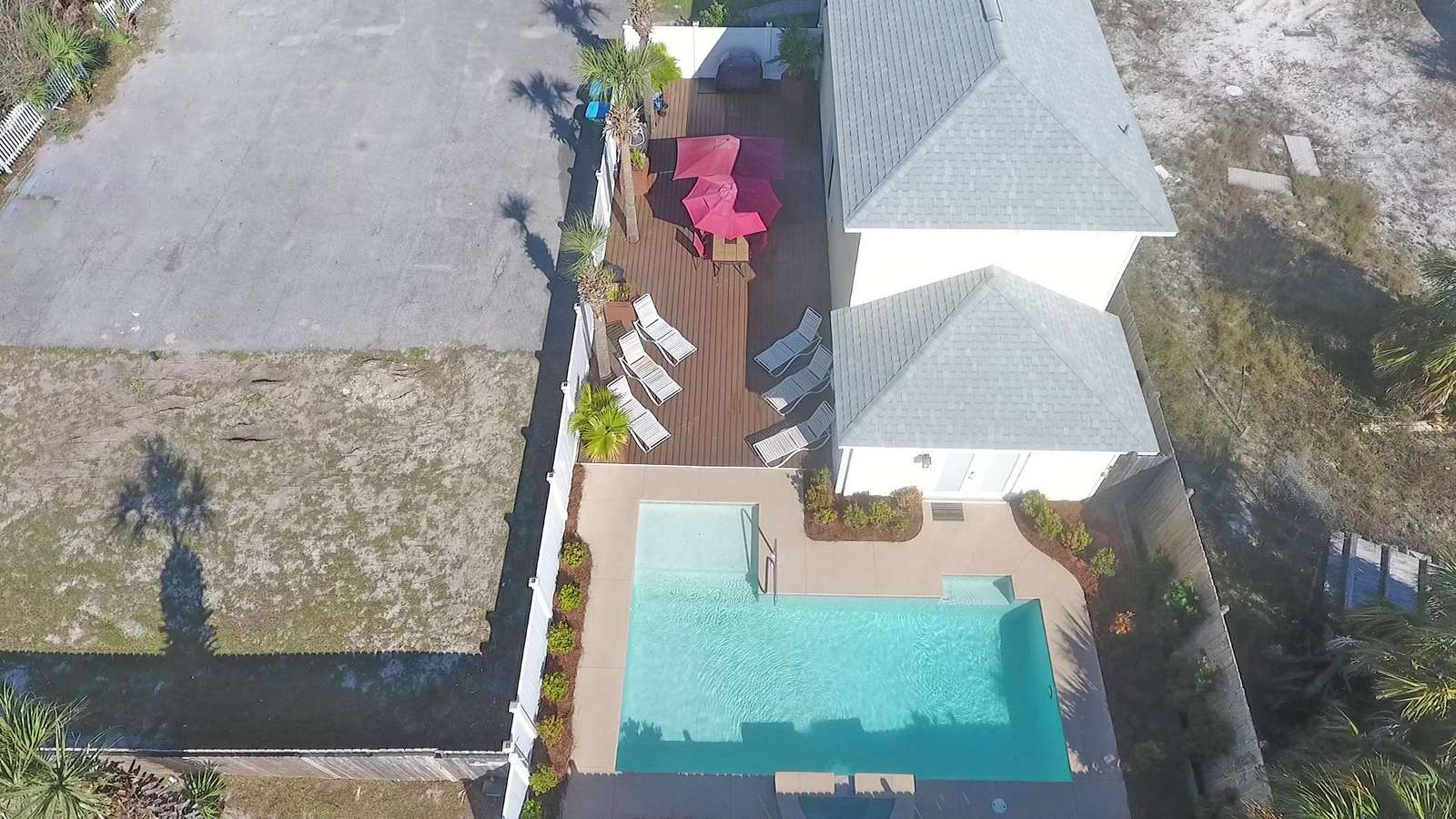 Large property close to the beach!