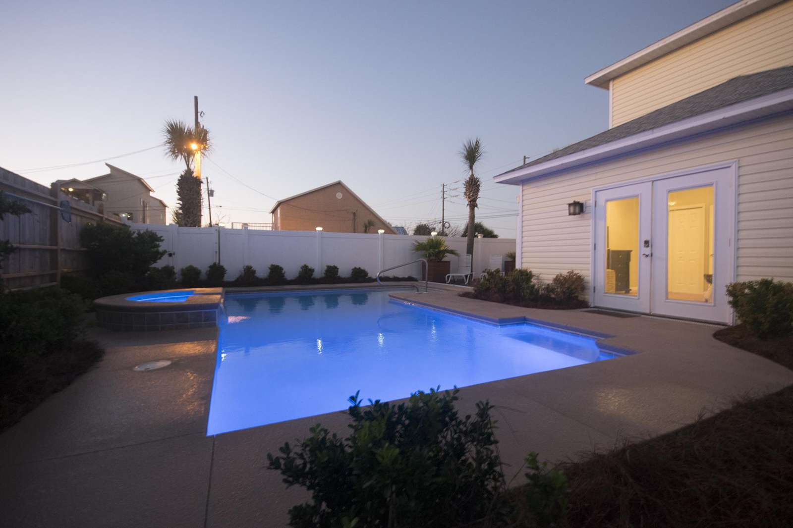 Inquire for seasonal pool heat rates!