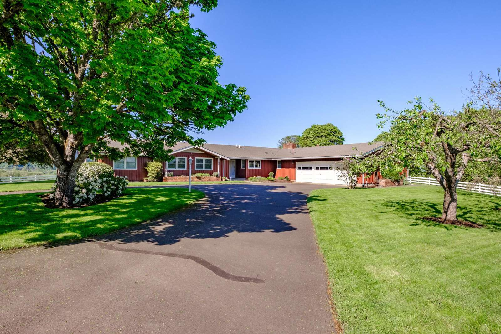 Highland Acres -- Spacious home in a breath-taking setting -